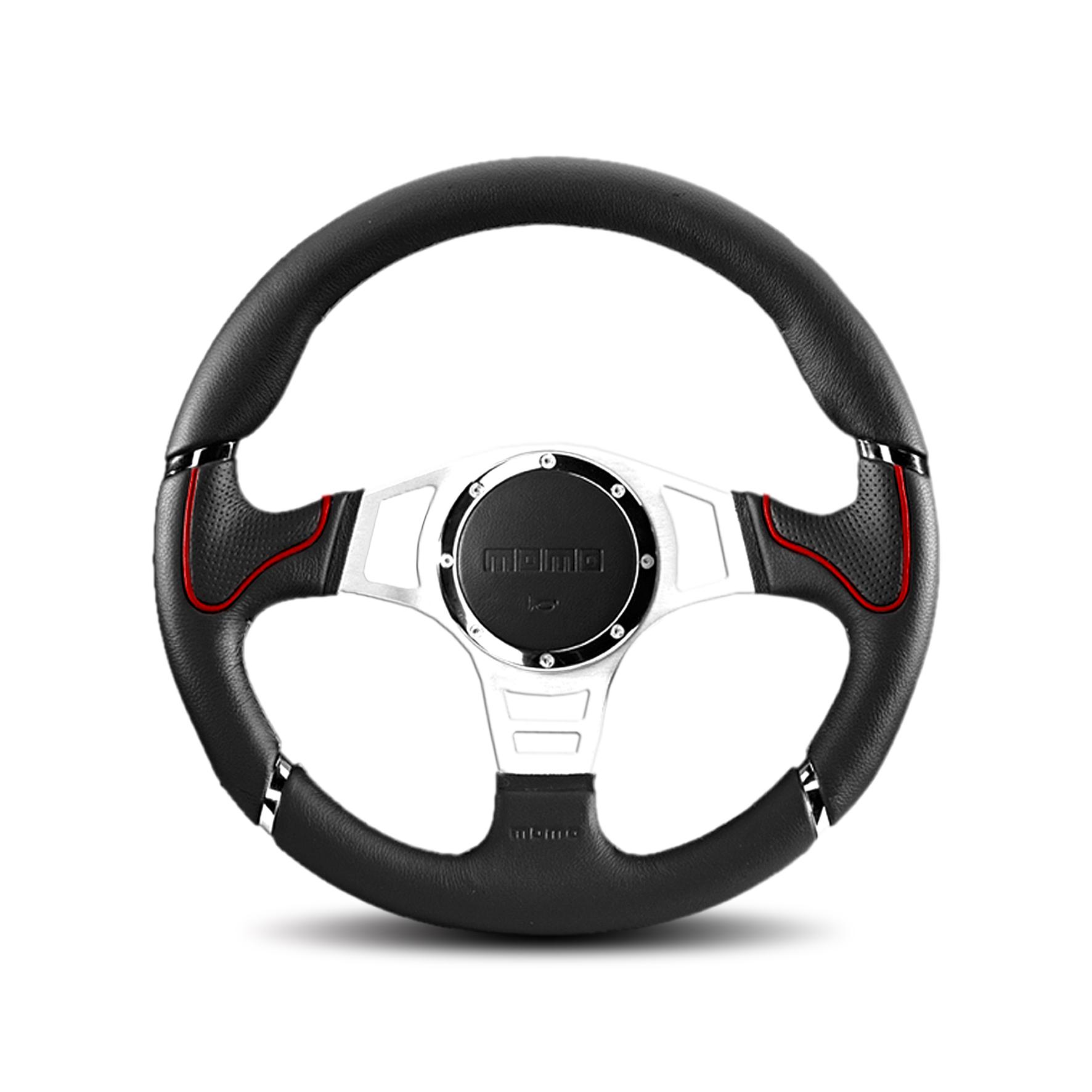 "Land Rover Defender Momo Millennium sport wheel 14"" Red"