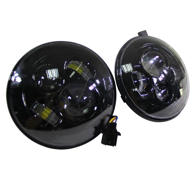 "Defender 7"" 60W LED Headlight"