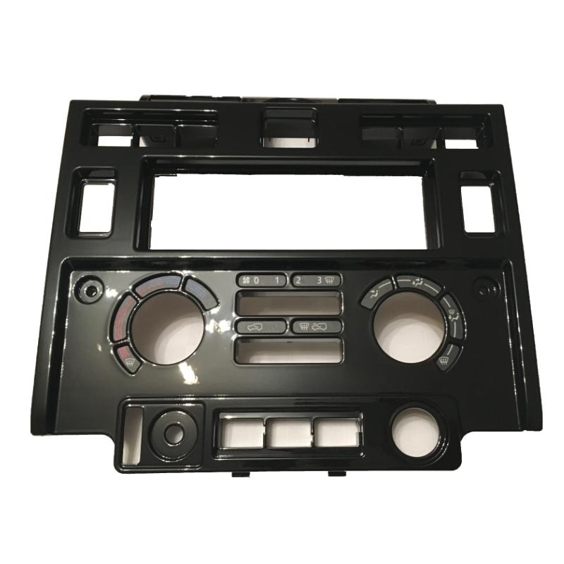 Land Rover Defender Gloss Black Single Din Facia