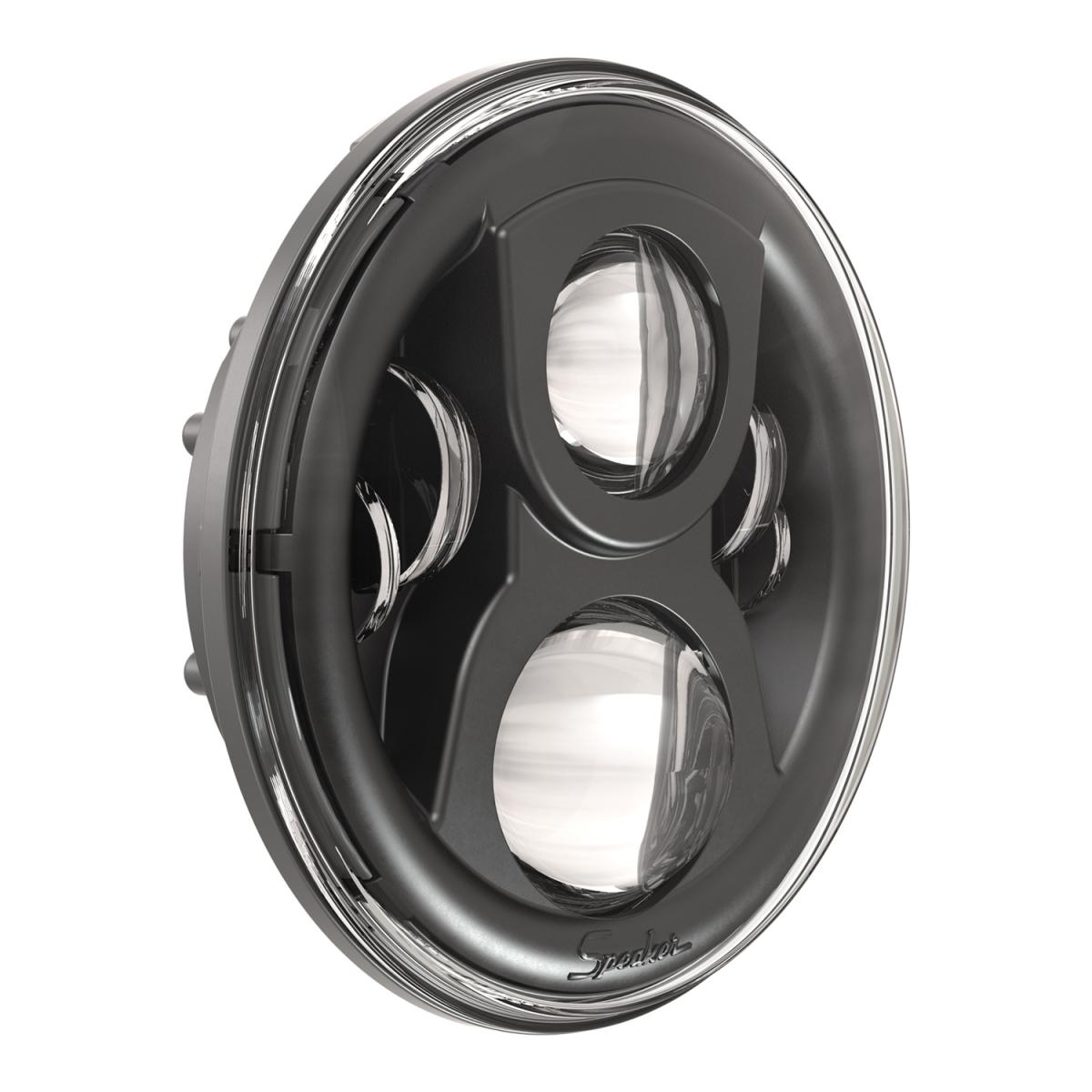 JW Speaker LED Headlights – Model 8700 Evo 2 Dual Burn