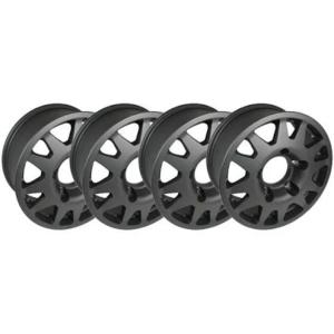 Terrafirma Dakar Alloy Wheels for Defender Satin Black
