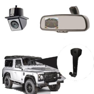 Land Rover Defender 4.3 Inch OEM Mirror Monitor Kit