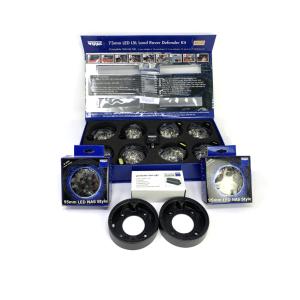 Land Rover Defender Wipac Smoke Full LED Kit