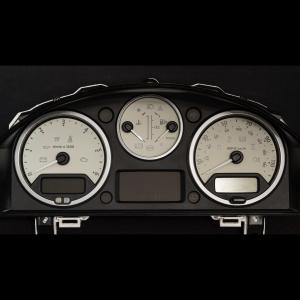 Land Rover Defender Ivory MPH Dials TDCI ( Uk Models )
