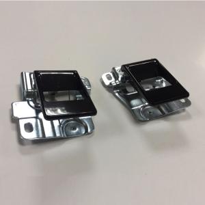 Land Rover Defender Aluminium Door Pulls Black ( Pair )