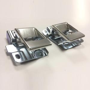 Land Rover Defender Aluminium Door Pull Silver