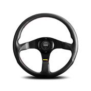 Land Rover Defender Momo Tuner Black steering wheel